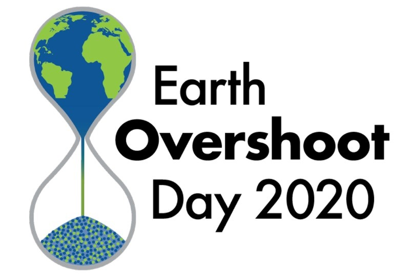"""July the 29th was the """"Earth overshoot day"""", Mother earth will soon close our credit bank"""
